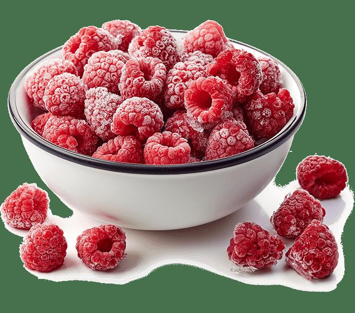 bowl--raspberry